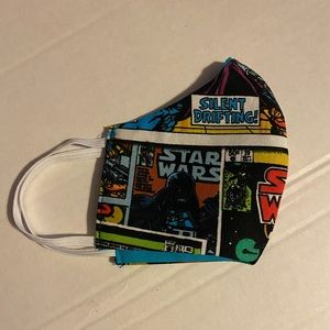 Other - Star Wars Double-sided Face Mask for Kids